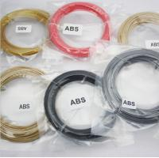Quality 3D printer pen filament 3D pen wire 3D pen material colorful ABS 20bags/carton,20color for sale