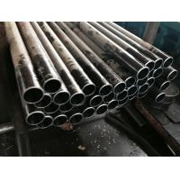 High performance seamless precision hot dip galvanized round steel pipe Manufactures