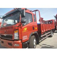 High Performance LHD RHD HOWO Light Duty Vehicle 6 Wheels With 115Hp Manufactures