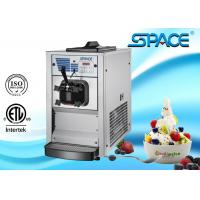Countertop Soft Serve Ice Cream Maker High Output Full Stainless Steel Body Manufactures