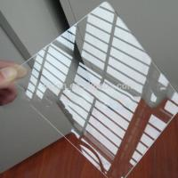 China Clear transparent cast acrylic PMMA sheet on sale