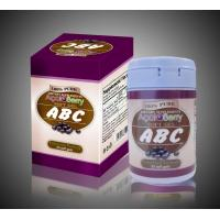 Health promoting ABC Acai Berry Soft Gel, Body Slimming Diet Pills with Skin beauty Manufactures