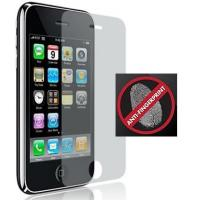 Anti-Finger print iphone 3GS  screen protector without rainbow mark Manufactures