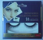 Natural False Eyelash 3D hand-made private label mink eyelashes K06 Manufactures