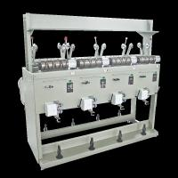 China Adjustable Tension Yarn Rolling Machine , Automatic Yarn Winding Machine 1-108 Spindles on sale