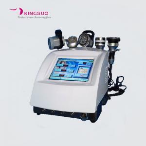 China 5 handles BIO LED RF Vacuum Ultrasonic Cavitation on sale