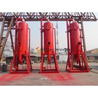 China Hot selling best quality poor boy degasser for solid control system / oil field drilling mud gas separator on sale