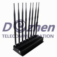 Multi - Functional Cell Phone Signal Jammer For DCS / PCS 1805 - 1990MHz Manufactures