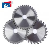 TCT Wood Cutting Saw Blade 180mm Circular Disc with Tungsten Carbide Tips Manufactures