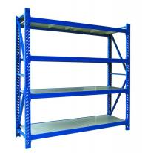 Flexible Metal Warehouse Shelving / Industrial Storage Racks Heavy Duty Manufactures