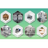Thai tapioca starch processing machine for sale