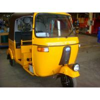 China Bajaj 175cc Air Cooler Adult Cargo Motor Tricycle Gasoline on sale