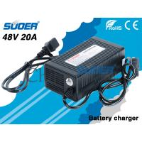 Suoer High Quality Battery Charger 20A Electric Bike Battery Charger 48V Electric Car Batt Manufactures