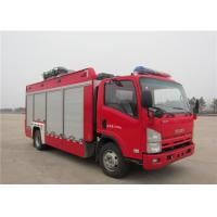 325KW Electric Primer Pump Big Light Fire Truck With Water Inter Cooling Manufactures