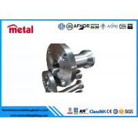 China Petroleum Industry Forged Alloy Steel Flanges ASME B16.48 Standard For Connection on sale
