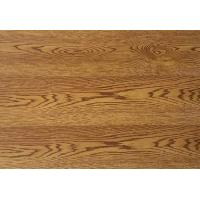 Enviromental Friendly Sheet Vinyl Flooring Wood Grain Surface Texture 9'' X 48'' Size Manufactures