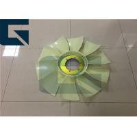 Excavator Engine Cooling Fan Blade With 6 Holes 3066 E320D 245-9343 Manufactures