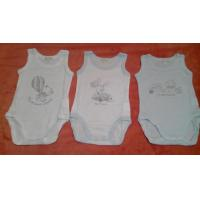 Fresh Apparel stock 90000Pcs New born Baby Rompers Cheap BB jumpsuit surplus Clothes stock Manufactures
