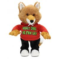 12 inch Talking and walking Fox Plush Toy What Does The Fox Say Manufactures