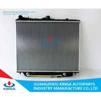 Heat Exchanger High Performance Water Aluminium Car Radiators ISUZU TROOPER AT Manufactures