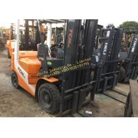 Second Hand Forklifts TCM FD25 from Japan used forklifts cheap price FD30 FD50 FD70 FD100 Manufactures