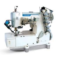 Flatbed Interlock Sewing Machine with Top and Buttom Thread Trimmer FX500-01CB-EUT Manufactures