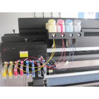 3.2M Eco Solvent printer in Bulk Ink System with 2 DX7 for printing flex banner Manufactures