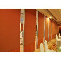 China Aluminum Sound Proof Doors Plywood Partition Walls For Colleges on sale
