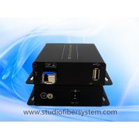 Quality USB2.0 fiber transmitter and receiver connected between Leap Motion and Mac&PC for sale