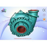 Closed Impelle Sand Dredge Gravel Pump 8 / 6E - G Large Flow River Clearing Pump Manufactures