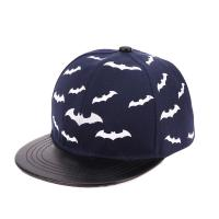 Baby flat brim PU  hat snapback ace brand cap with printed any logo Manufactures