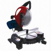 China 2,000W 82mm Miter Saws with Rated Voltage of 220V and 50Hz Frequency on sale