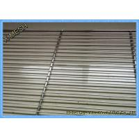 China Stainless Steel Welded Mesh Sheets For Animal Enclosure Fence 0.5m-2.0m Width on sale
