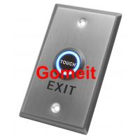Stainless Steel Door Exit Button Long Type Touchable Manufactures