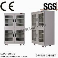 Stainless Low Humidity Electronic Dry Cabinet , 85V - 265V LED Display Manufactures