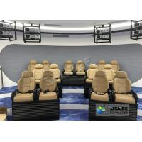 Deeply Immersion 5D Cinema System Widely Applying In Cinemas, Science Museums Manufactures