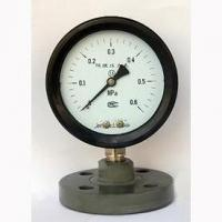 YTP Highly Corrosion Resistant, All Plastic Diaphragm Pressure Gauge Manufactures