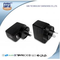 Portable Universal USB Power Adapter , Micro USB Wall Charger For Cellphones Manufactures