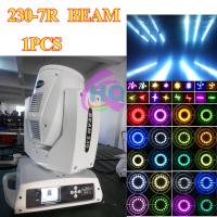 230W Sharpy 7R Beam Moving Head Light DJ Stage Moving Head Light for Stage Manufactures