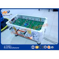 China Professional Foosball Game Set , Coin Operated Game Machines 110V / 220V on sale
