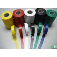 Colorful High Adhesion Flame Retardant Tape For Wire Joint Moisture Resistance Manufactures