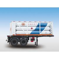 9122GGQ12-CNG 12 Tubes Skid semi-trailers Manufactures