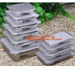 China disposable aluminium foil bowl food containers, Disposable Round Aluminum Foil Bowl & Food Container, aluminum foil baki on sale