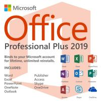 Genuine Microsoft Office 2019 Pro Plus Key Computer Hardware Global Version Manufactures