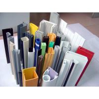 China Custom Black Skirting Boards Profiles / 6 Inch Skirting Board Covers on sale