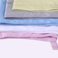 4 Layers Microfiber Anti Static Cleaning Wipes , Soft Lint Free Cloth For Cleaning Manufactures