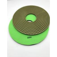 """16"""" inch 400mm Diamond Resin Polishing Pad Disc for Concrete Cement Terrazzo 10mm thickness Manufactures"""