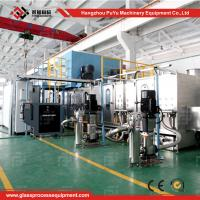 CE Washing Glass Machine For Curved Windshields , Bend Glass Washer For Passenger Car Manufactures