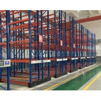 Heavy Weight Commercial Pallet Rack , Warehouse Metal Pallet Racks Corrosion Protection Manufactures