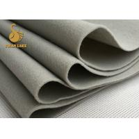 China Needle Punched Polyester Felt Fabric In Roll Of Carpet Backing , Felting Needles on sale